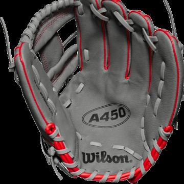 Wilson-Basebollhandske-Ungdom-A450-Vänster-wta04rb19115_2