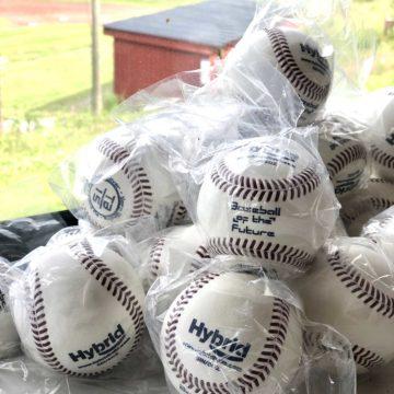 Baseboll Hybrid – Träningsbollar