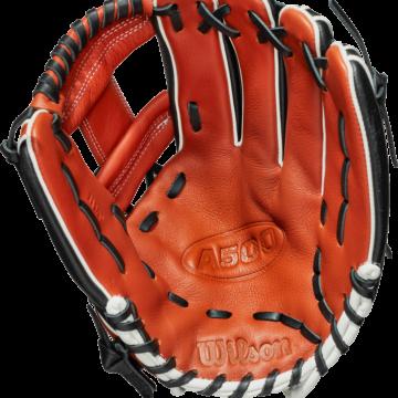 Wilson Basebollhandske Ungdom A500 Vanster WBW100148115 2